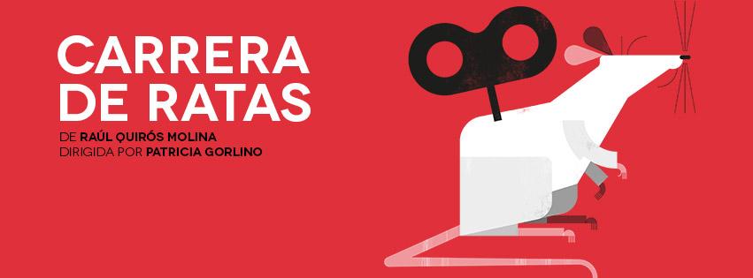 Carrera de Ratas banner