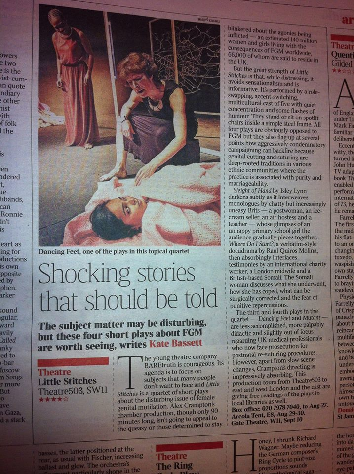 The Times review
