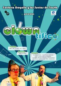 Cartel_Clowntífico_Sueños_Urogallo